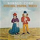 Ronald Corp - : String, Paper, Wood (2013)