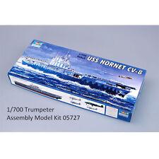 Trumpeter 05727 1/700 Scale USS HORNET CV-8 Plastic Boat Assembly Model Kits