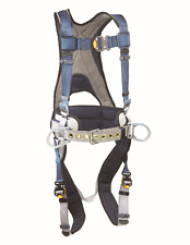 3m Dbi Sala Exofit Construction Style Positioning Harness 1108502 Large