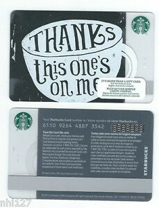 2016-Starbucks-THANKS-COFFEE-RELOADABLE-GIFT-CARD