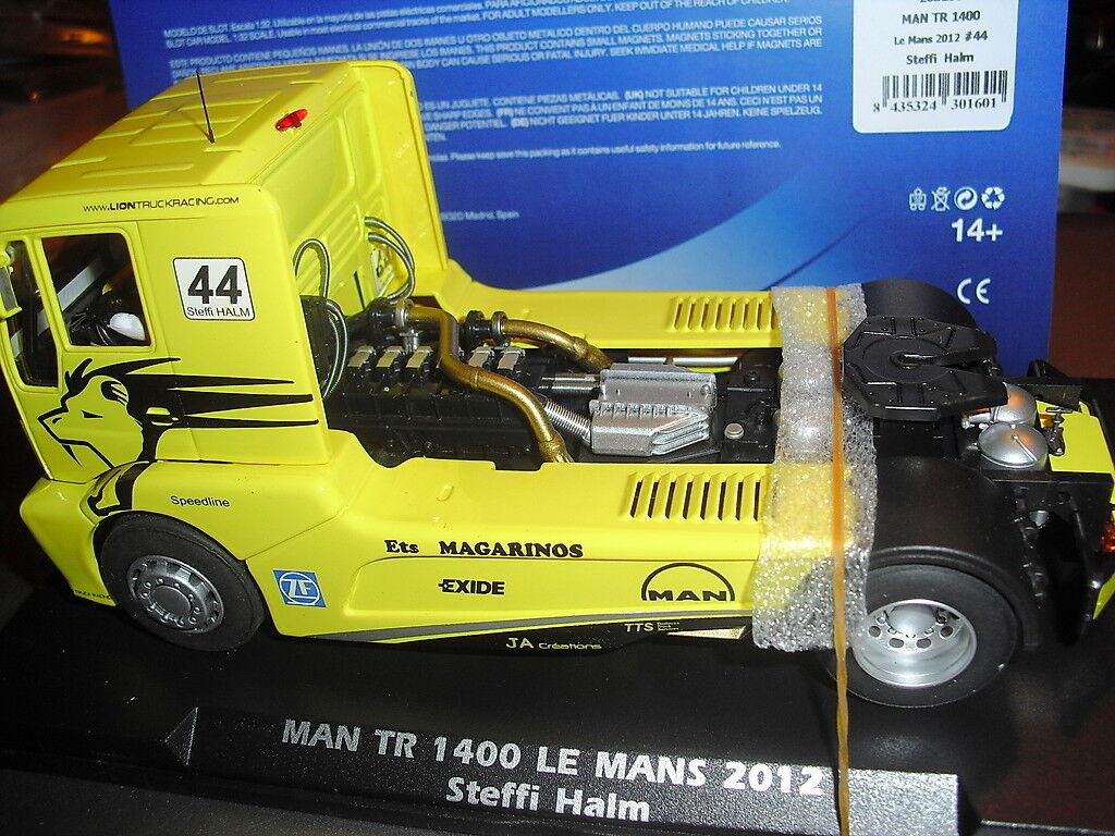 Flyslot MAN TR 1400 LeMans 2012 New brand new 1 32 new Ref. 203106
