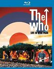 The Who Live at Hyde Park BLURAY New/mint Mod Quadrophenia Pete Townsend