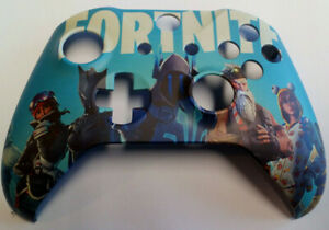 Details About Custom Xbox One S Controller Fortnite Season 7 Front Shell Matte Finish