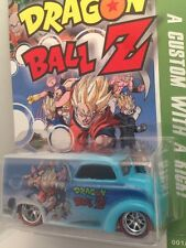 Dairy Delivery Dragon Ball Z Custom Hot Wheels W/ Real Riders