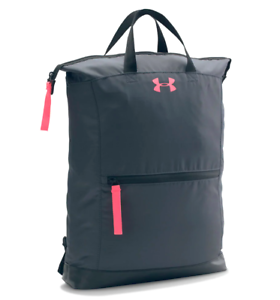 bfe4a84f61 UNDER ARMOUR UA Women's Team Multi-Tasker Backpack, Stealth Grey ...