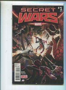 Secret-Wars-1-Second-Printing-Marvel-Comics-X1