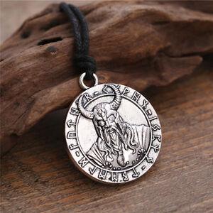 Odin asgard supernatural amulet norse rune viking pendant necklace la foto se est cargando odin asgard supernatural amulet norse rune viking pendant aloadofball Choice Image