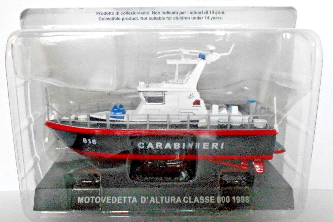 D BARCO DE PATRULLA'ALTURA CLASE 800 1998 1998 1998 CARABINEROS ESCALA 1\43 ( sc.2-D) 82c724