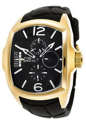 @NEW Invicta Lupah Revolution Quartz Multi Function Silicone Strap Watch 18903