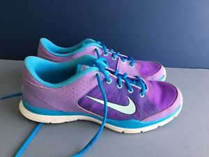 Trainer 3 502 Bluepurple Air 580374 Nike New Flex Shoes Size Itq41Ww
