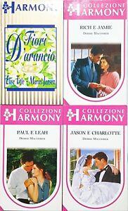 libri harmony collezione da