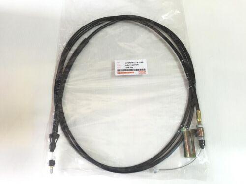 Accelerator Cable Isuzu NPR 120