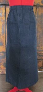 034-BUSH-BEAUTIQUE-AUSTRALIA-034-LADIES-DENIM-7-8-SKIRT-NWOT-SIZE-12