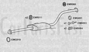 Exhaust-Middle-Box-Honda-FR-V-1-7-Petrol-MPV-11-2004-to-10-2007