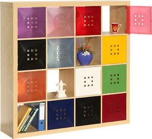 Bücherregal mit türen ikea  DesignRegaltür Flexi Ikea Expedit Kallax Regal Ergänzung Einsatz ...