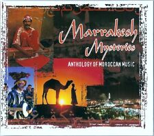 MARRAKESH MYSTERIES - ANTHOLOGY OF MAROCCAN MUSIC / VARIOUS ARTISTS / CD