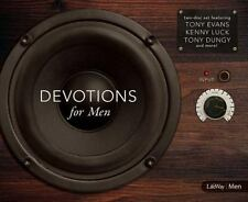 Devotions for Men - Audio CDs by Lifeway Church Resources and Lifeway Adults (2013, CD)