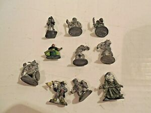 Vintage-1979-1987-lot-10-Dungeons-Dragons-Lead-Figures-Ral-Partha-LOT-4