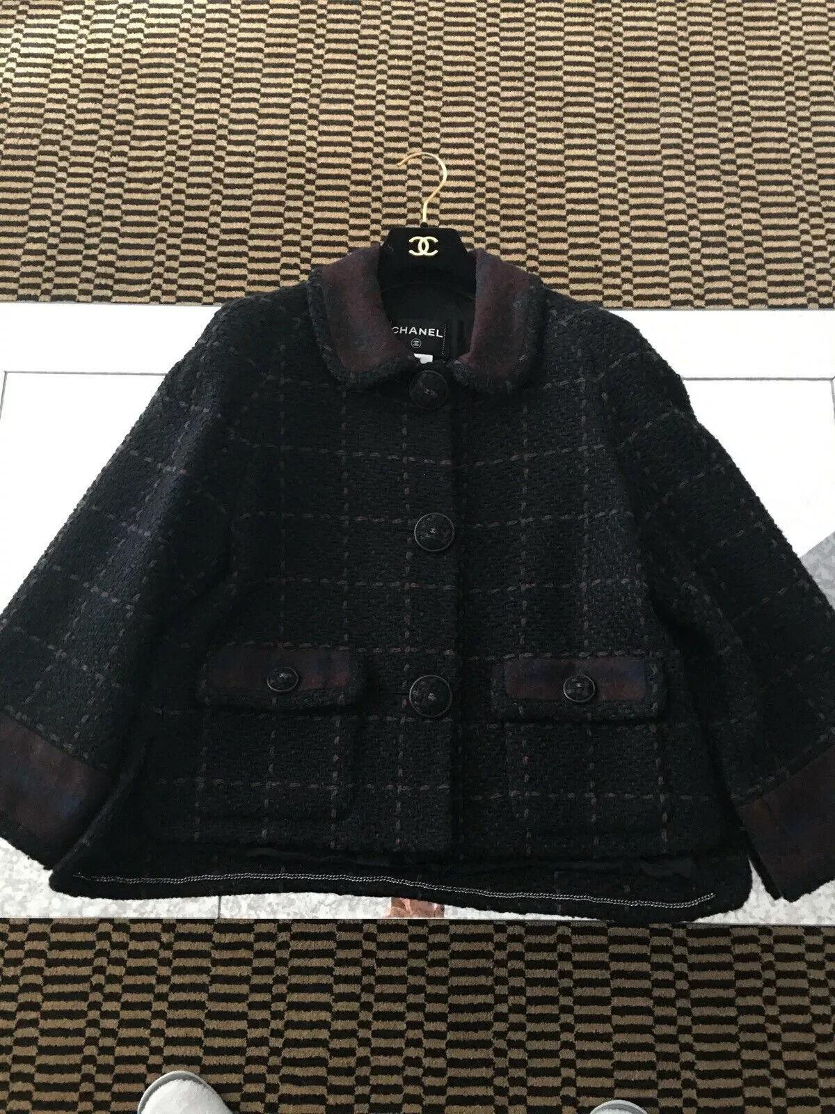 100% Authentic Chanel Jacket - image 1