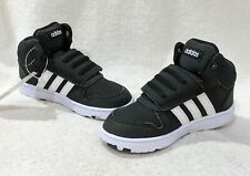 adidas Hoops Mid 2.0 Baby Toddler SNEAKERS Casual SNEAKERS White ...