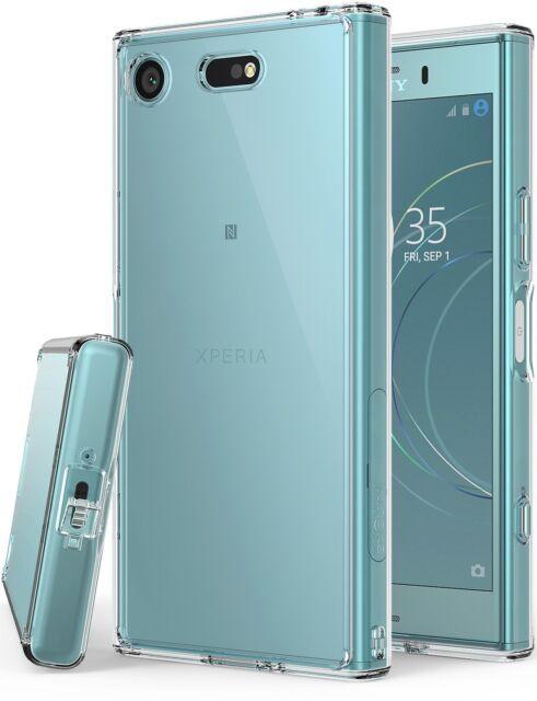 buy popular c325d 27c69 Sony Xperia Xz1 Compact Phone Case Ringke Fusion Crystal Clear Minimalist  Tran
