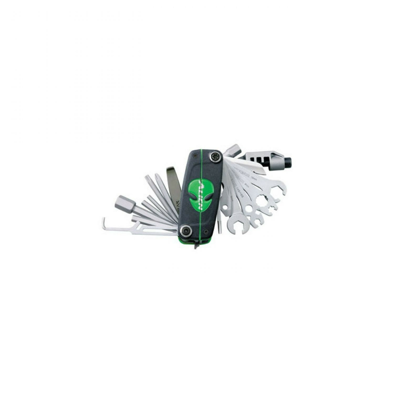 Topeak Alien 3 Reparatur Falt Werkzeug mit Tasche Fahrradwerkzeug Multitool