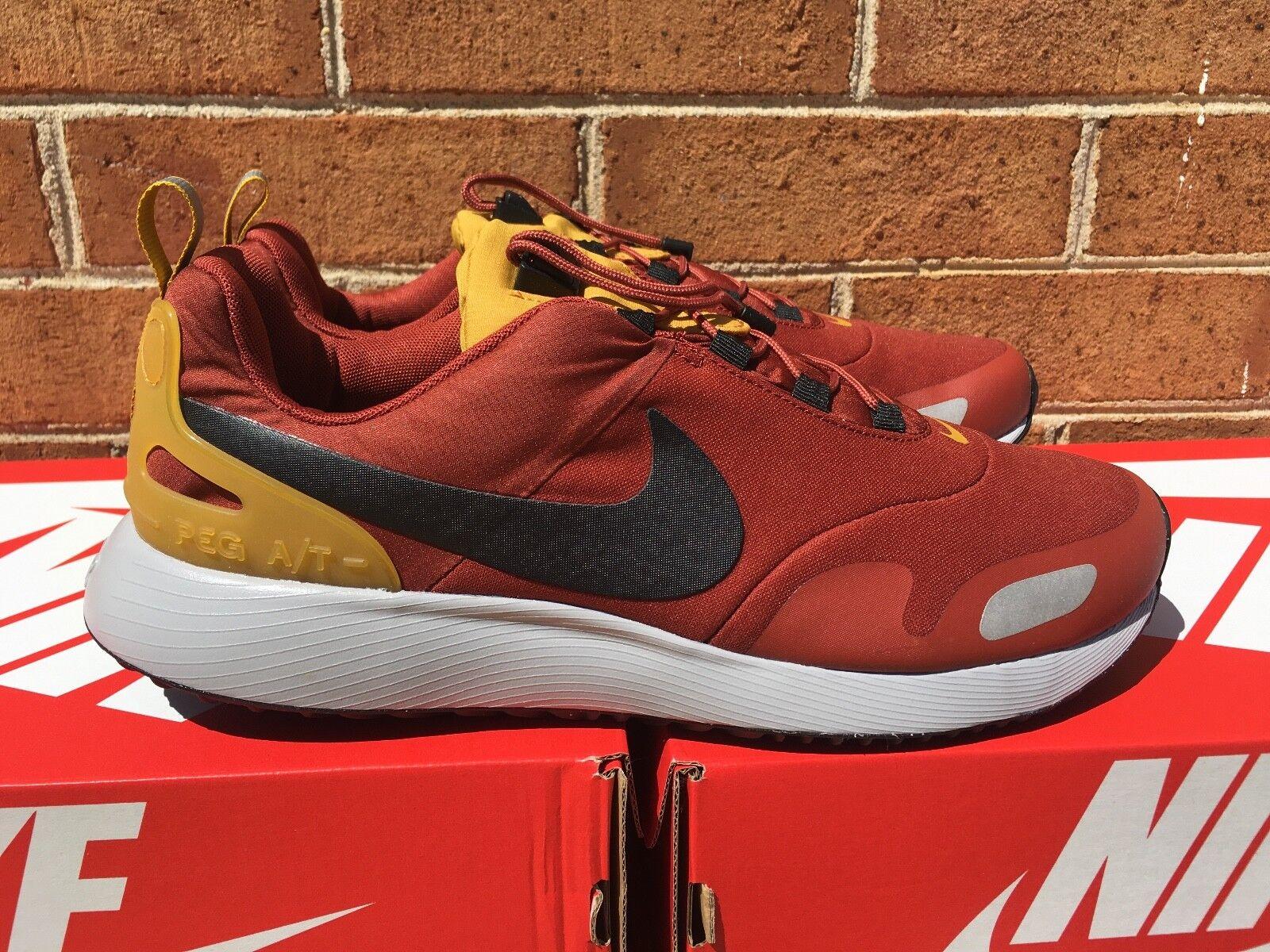 Nike Air Pegasus A/T Mars Stone/Black Mens Trail Shoes 924469 601 ACG GO OUTSIDE