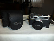 *NEAR MINT* Yashica ELECTRO 35 GSN Rangefinder Camera With Case & Etc.
