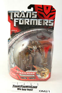 Starscream Protoform Movie Preview sealed Deluxe Movie Transformers