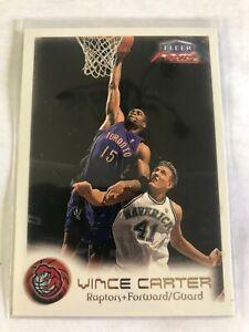 1999-00 Fleer Focus Vince Carter #44 Toronto Raptors
