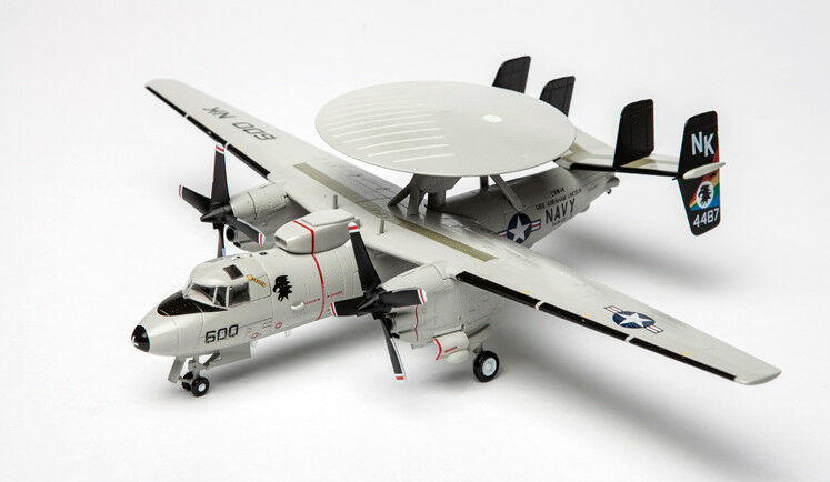 Air Force 1 AF10118 1/72 E-2c Hawkeye Marina Us Cvw-14 Uss Abramo Lincoln