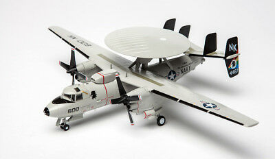 Intellective Air Force 1 Af10118 1/72 E-2c Hawkeye Us Navy Cvw-14 Uss Abraham Lincoln W/