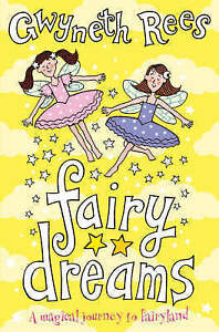 Fairy-Dreams-A-Magical-Journey-to-Fairyland-Rees-Gwyneth-Acceptable-Fast