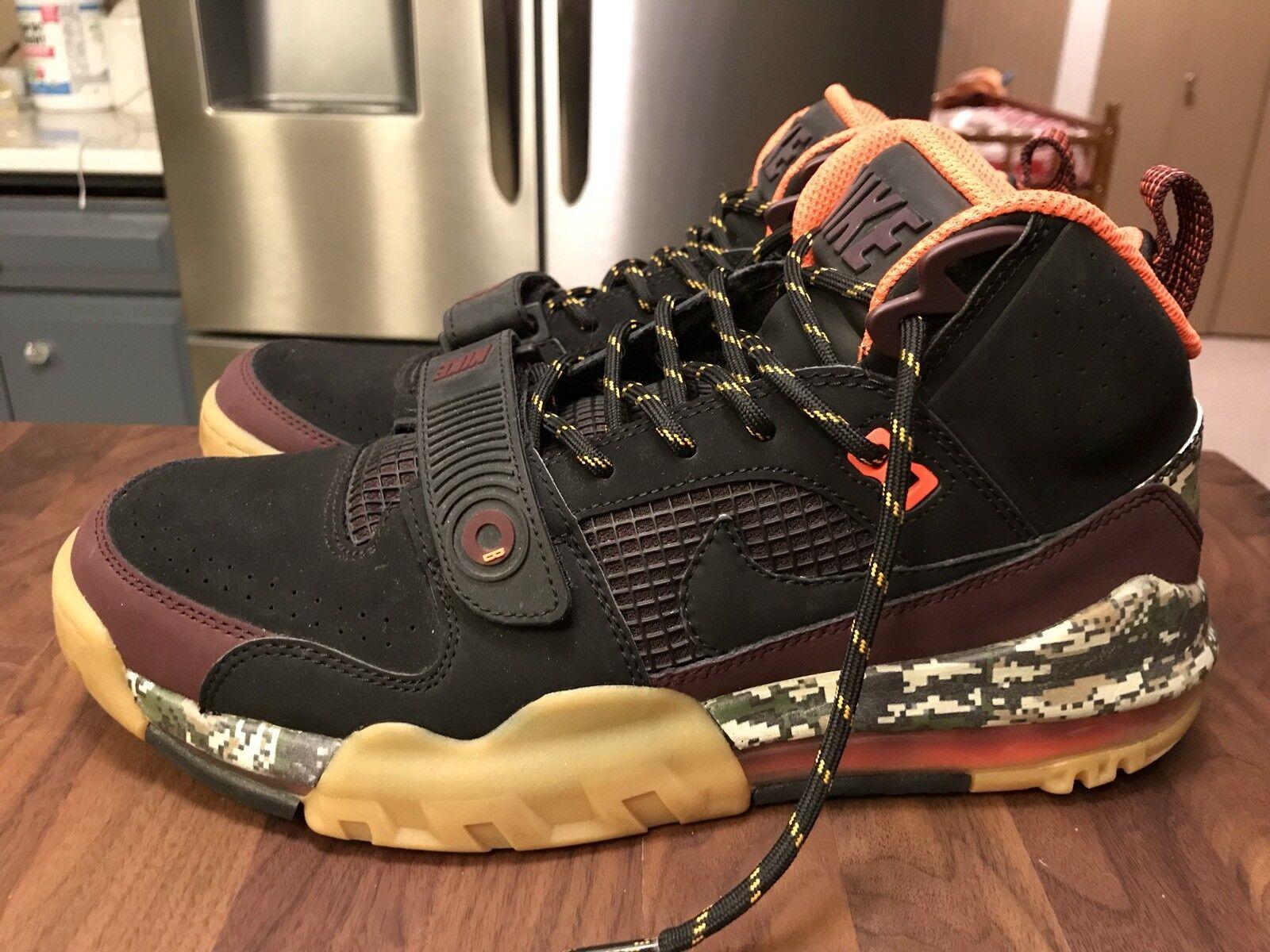 Nike Air Max Bo Jackson Digital Camo 654479-001 Size 9 - NICE!!!