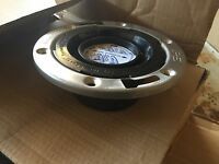 Weld-on Water Tite Closet Flange With Stainless Steel Ring & Techno Knockout