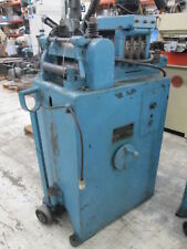 Littell No308 7 Roll Continuous Straightening Machine 043 Thick X 4 Wide Cap