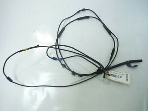 1993 toyota mr2 m/t antenna wiring wire harness oem 1991 ... 1993 toyota mr2 engine diagram #2