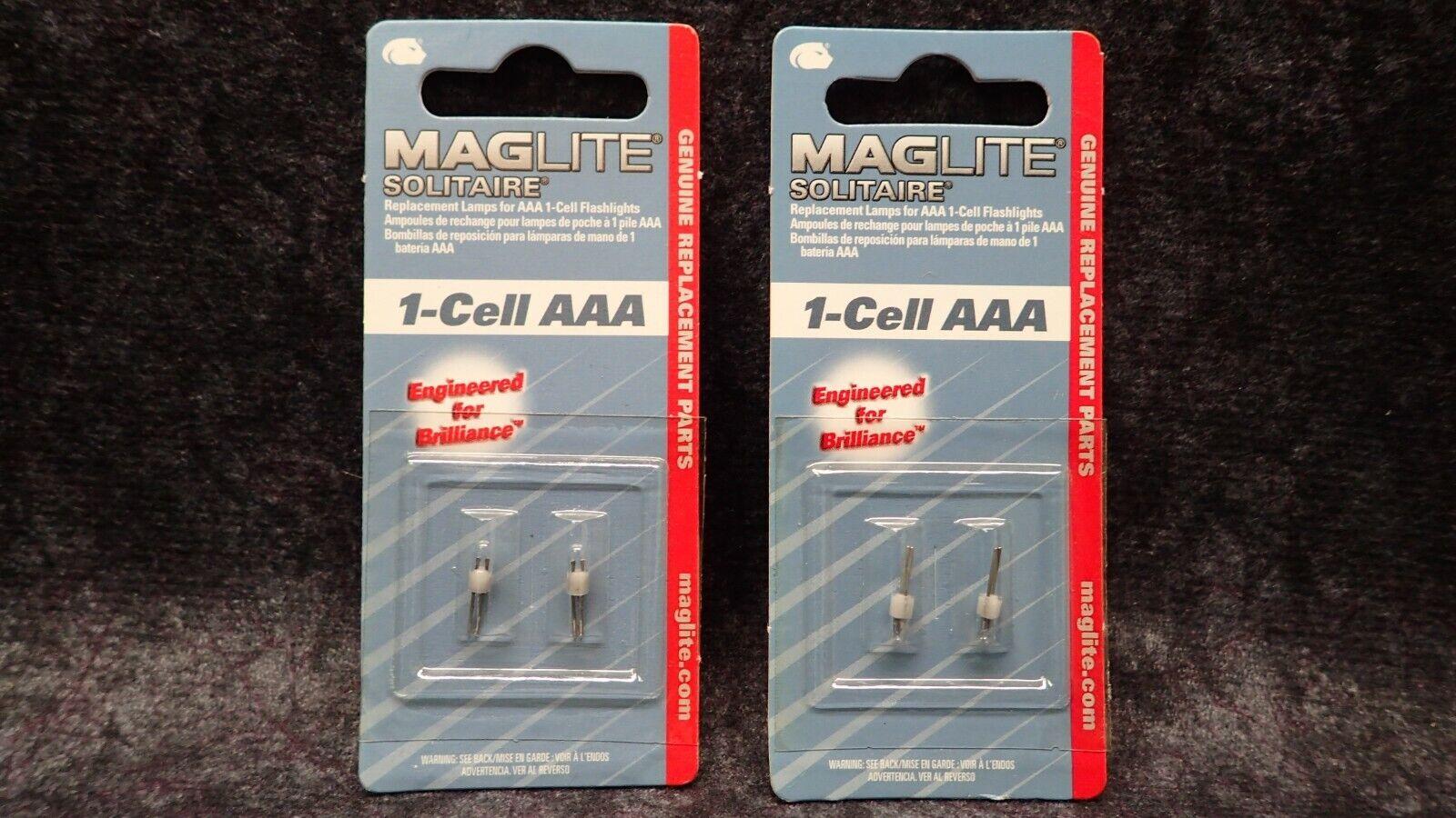 Ampoule de rechange Solitaire Mini Maglite Aaa Ampoule Bulb