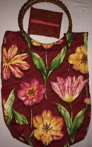 Quilted-Hummingbird-Market-Bag-with-Bamboo-Handles-18x16x4-Handmade
