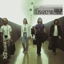 Live In Vancouver 1970 - The Doors - CD New Sealed