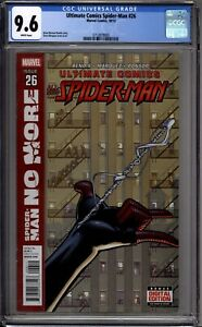 Ultimate-Spider-Man-26-CGC-Graded-9-6-NM-Marvel-Comics-2013
