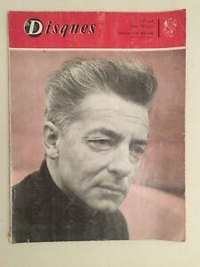 Revista-Discos-N-118-Herbert-Von-Karajan