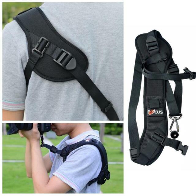 Focus F-1 Quick Rapid Sling Belt Neck Shoulder Strap For DSLR SLR Camera