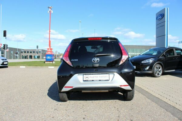 Toyota Aygo 1,0 VVT-i x-cellence - billede 5