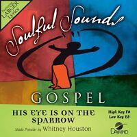 Whitney Houston - His Eye Is On The Sparrow - Accompaniment Cd