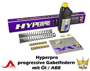 Hyperpro-progresivo-MUELLES-DE-EJE-BMW-R65-RT-con-KONI-Ano-FAB-85-95