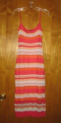 Karen Millen 2 knit metallic long sleeveless lined