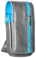 Target Daytona Wallet Dart Case - Grey / Blue - 125745