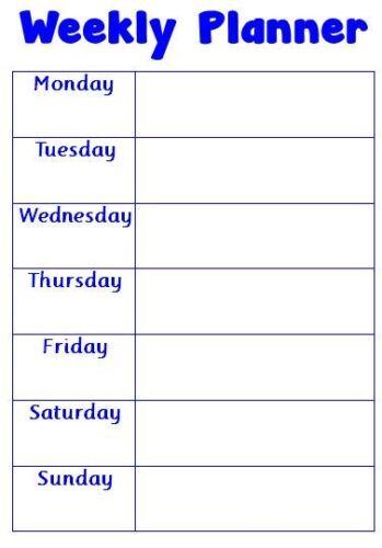 I Planner-settimanali/mensili/vacanze-VIGILATRICE d'infanzia/SEN/Comunicazione/eyfs - + Penna