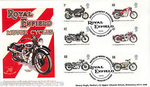 2005 Motorcycles - Henry Pugh Royal Enfield Official - VERY Limited Production!